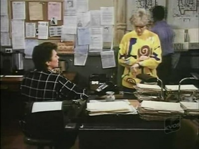 Cagney & Lacey - 06x16 To Sir, With Love