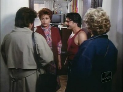 Cagney & Lacey - 06x20 Happiness is a Warm Gun