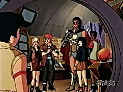 Captain Planet and the Planeteers - 01x06 The Conqueror