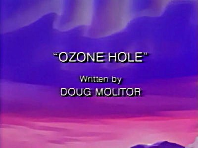 Captain Planet and the Planeteers - 01x19 Ozone Hole