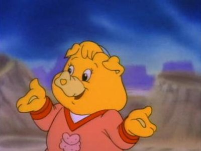Care Bears - 04x33 King Of The Moon