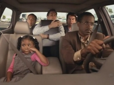 Carpoolers - 01x13 Take Your Daughter to Work Day Screenshot