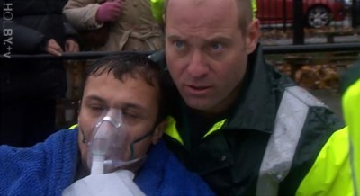 Casualty (UK) - 23x25 Stand By Me