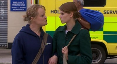 Casualty (UK) - 23x26 Blood