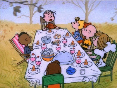 A Charlie Brown Thanksgiving - 01x01 A Charlie Brown Thanksgiving Screenshot