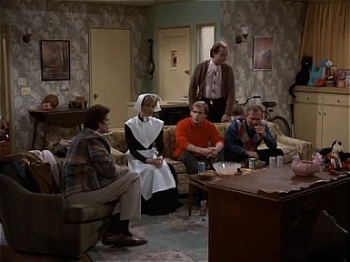 Cheers - 05x09 Thanksgiving Orphans