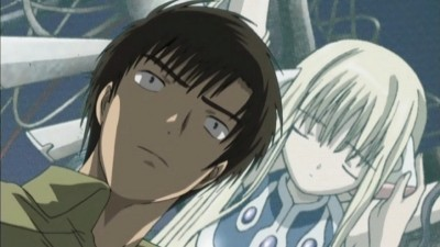 Chobits 1x23 Chi Decides - ShareTV