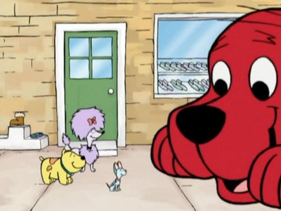 Clifford the Big Red Dog - 02x25 Little Big Pup / Getting To Know You Screenshot