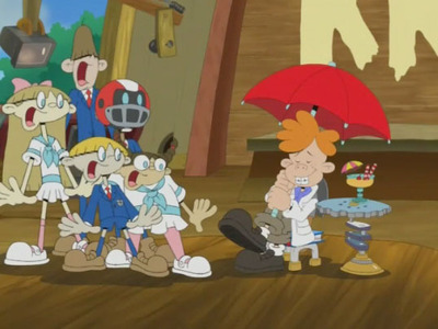 Codename: Kids Next Door - 06x13 Operation: I.N.T.E.R.V.I.E.W.S Screenshot