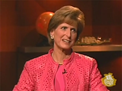 The Colbert Report - 02x16 Gov. Christine Todd Whitman