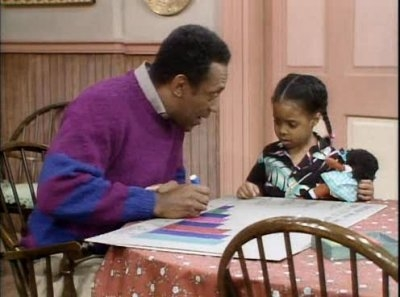 The Cosby Show - 01x23 Mr. Quiet