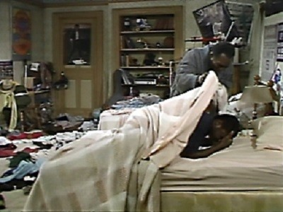 The Cosby Show - 02x01 First Day of School