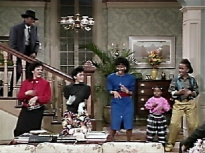 The Cosby Show - 02x03 Happy Anniversary