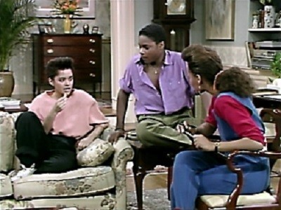 The Cosby Show - 02x05 Theo and the Older Woman