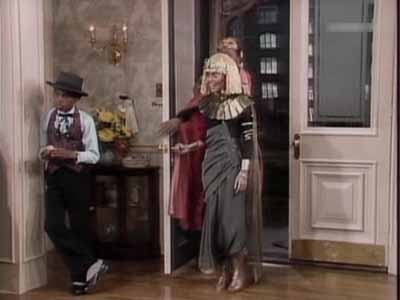 The Cosby Show - 02x06 Halloween