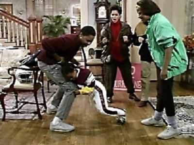 The Cosby Show - 02x07 Rudy Suits Up
