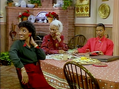 The Cosby Show - 02x09 Clair's Sister