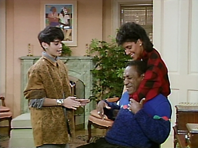 The Cosby Show - 02x11 Denise's Friend