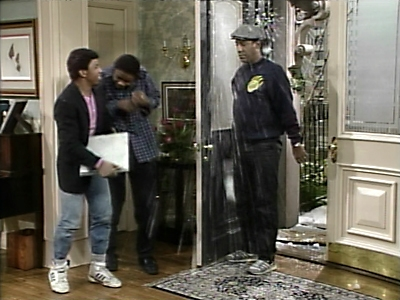 The Cosby Show - 02x15 Theo and Cockroach