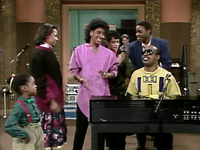 The Cosby Show - 02x18 A Touch of Wonder