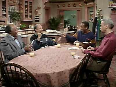 The Cosby Show - 02x23 The Card Game