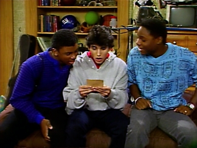 The Cosby Show - 03x04 Man Talk