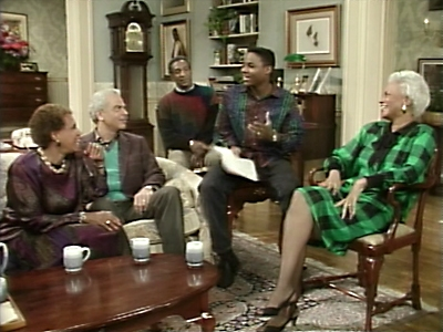 The Cosby Show - 03x06 The March