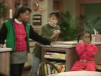 The Cosby Show - 03x11 War Stories