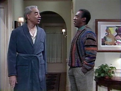 The Cosby Show - 03x12 Cliff in Charge