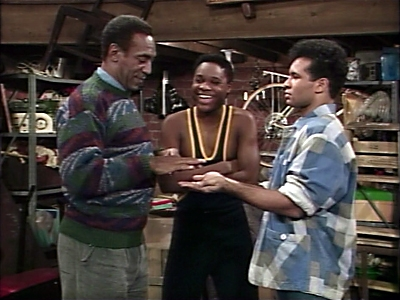 The Cosby Show - 03x13 Monster Man Huxtable
