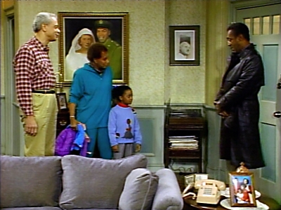 The Cosby Show - 03x14 Rudy Spends the Night