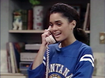 The Cosby Show - 03x16 Denise Gets an Opinion