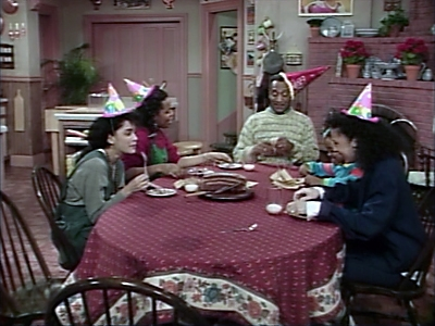 The Cosby Show - 03x20 Cliff's 50th Birthday