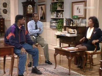 The Cosby Show - 04x02 Theogate