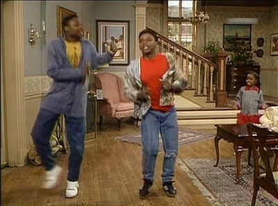 The Cosby Show - 04x11 Dance Mania