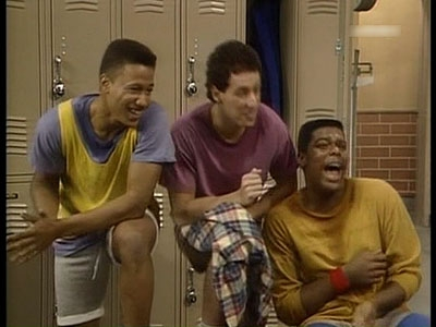 The Cosby Show - 04x12 The Locker Room