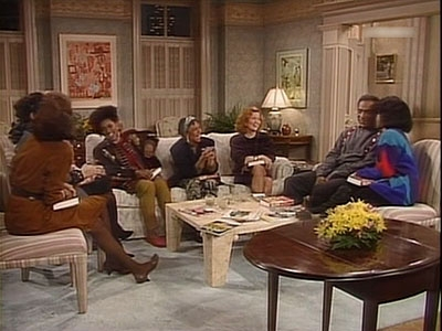 The Cosby Show - 04x14 Bookworm