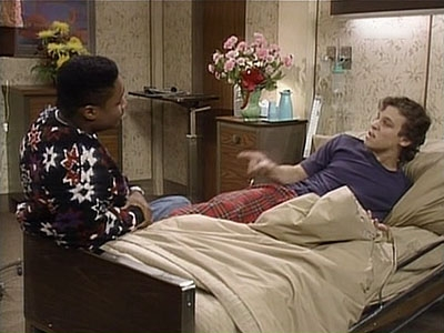 The Cosby Show - 04x16 The Visit