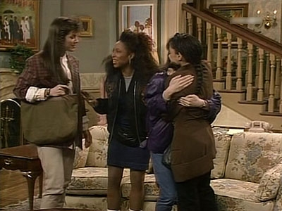 The Cosby Show - 04x22 Home for the Weekend