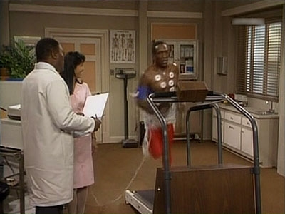 The Cosby Show - 05x02 The Physical