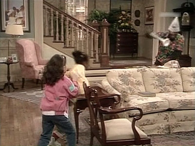 The Cosby Show - 05x03 Rudy's All-Nighter