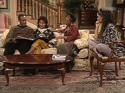 The Cosby Show - 05x05 Out of Brooklyn