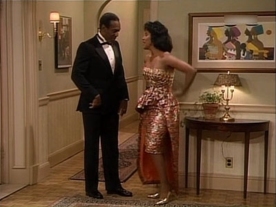 The Cosby Show - 05x10 If the Dress Fits, Wear It