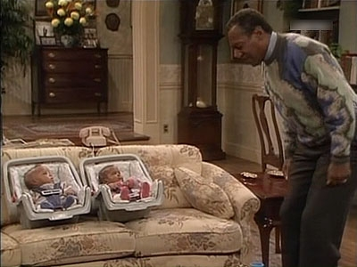The Cosby Show - 05x13 Cliff Babysits