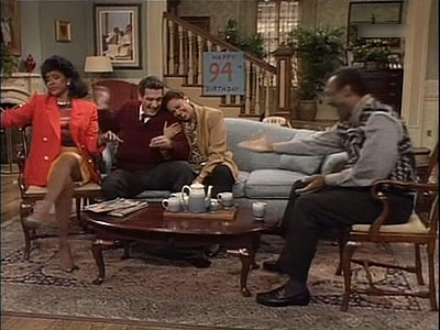 The Cosby Show - 05x22 Birthday Blues