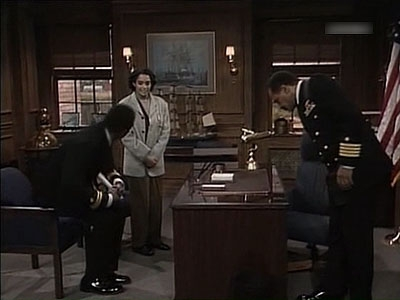 The Cosby Show - 06x04 Denise Kendall: Navy Wife