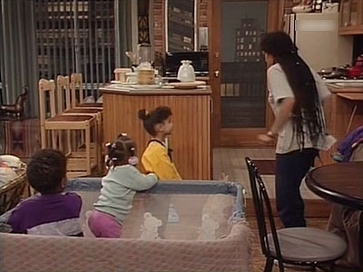 The Cosby Show - 06x06 Denise Kendall: Babysitter