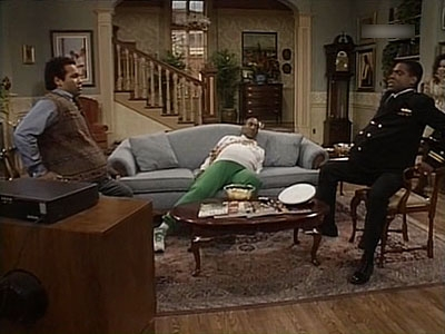 The Cosby Show - 06x08 The Day the Spores Landed