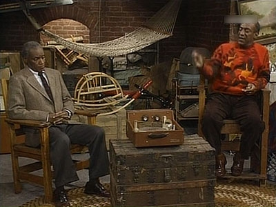 The Cosby Show - 06x10 Grampy and Nu-Nu Visit the Huxtables