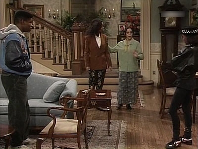 The Cosby Show - 06x15 Denise Kendall: Singles Counselor